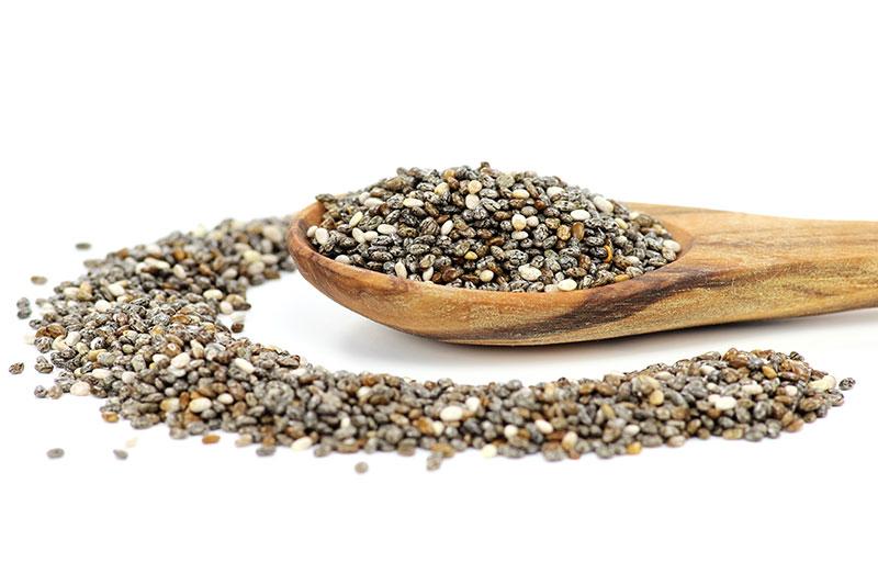 Semillas de chía y sus propiedades