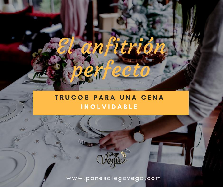 La clave para ser el anfitrión perfecto