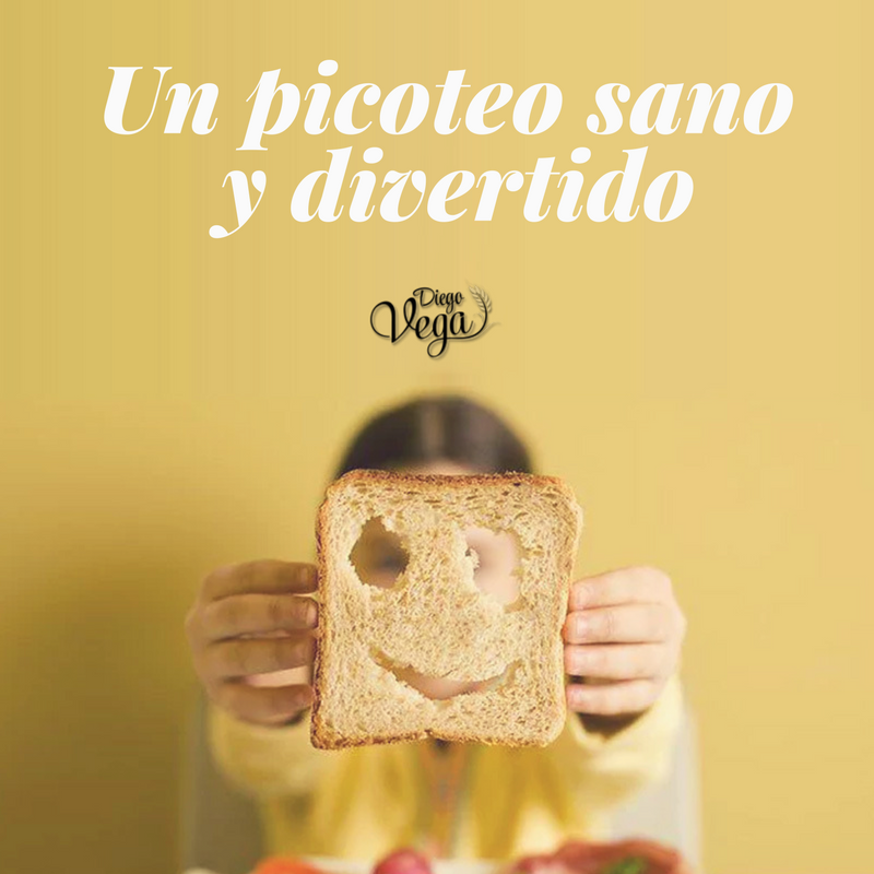 Picos de pan artesanos el alimento ideal para tus hijos