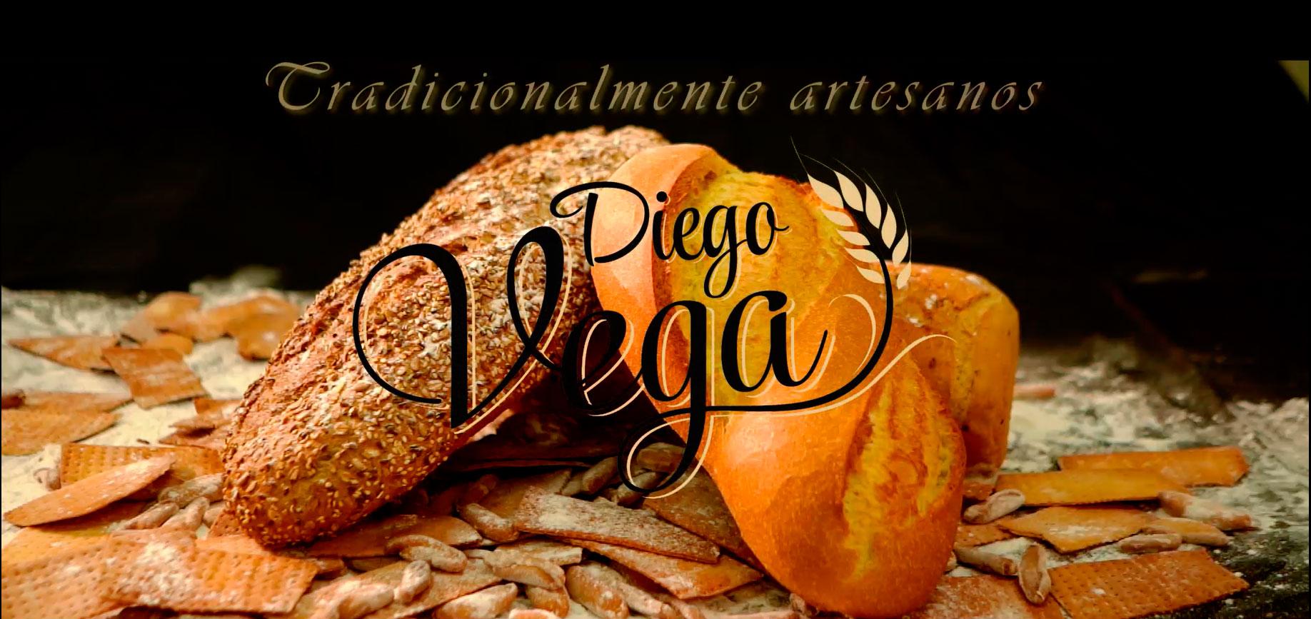 Panes Diego Vega. Tradicionalmente artesanos